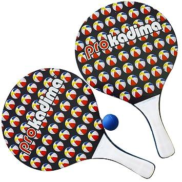 Pro Kadima playa palas - PK50, BEACH BALL: Amazon.es: Deportes y aire libre