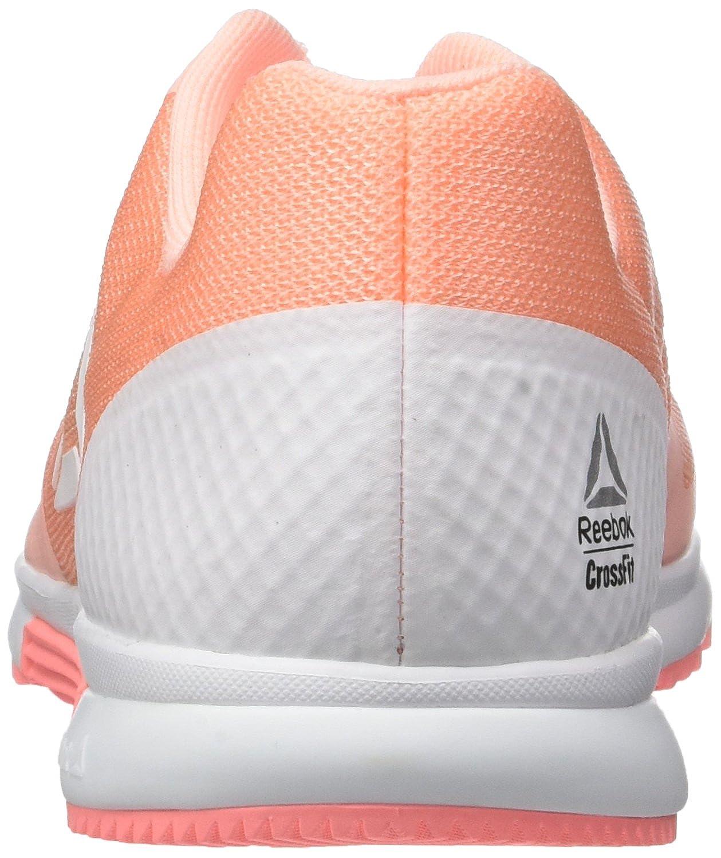 Reebok Damen Tr R Crossfit Speed Tr Damen 2.0 Gymnastikschuhe, grün Orange (Peach Twist/Sour Melon/Weiß/schwarz/Silver) a49f6b