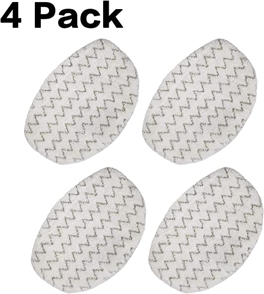 Accessories for Bissell Part Model 5938 1544 YISTA 2 Pack Steam Mop Pads for Bissell PowerFresh 1940 1440 2075 Series 2 Pack 1606669 1606668 1806 203-2633