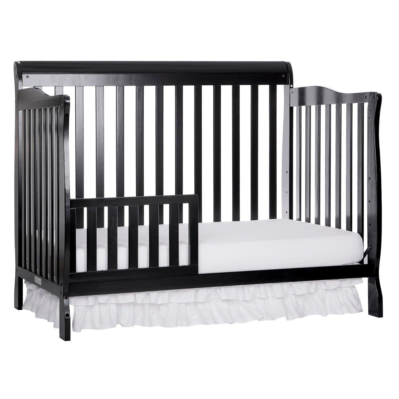 Svitlife Universal Convertible Crib Toddler Guard Rail Rail Toddler Guard Crib Bed Convertible Safety Baby Universal Child Down Swing