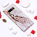 for Samsung Galaxy Note 8 Marble Case with Screen