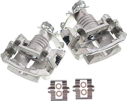 Rear Driver Side Brake Caliper Compatible with Pontiac G5 G6 Chevrolet HHR Malibu Cobalt Saturn Ion Aura