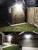 LITOM Original Solar Lights Outdoor, 3 Optional