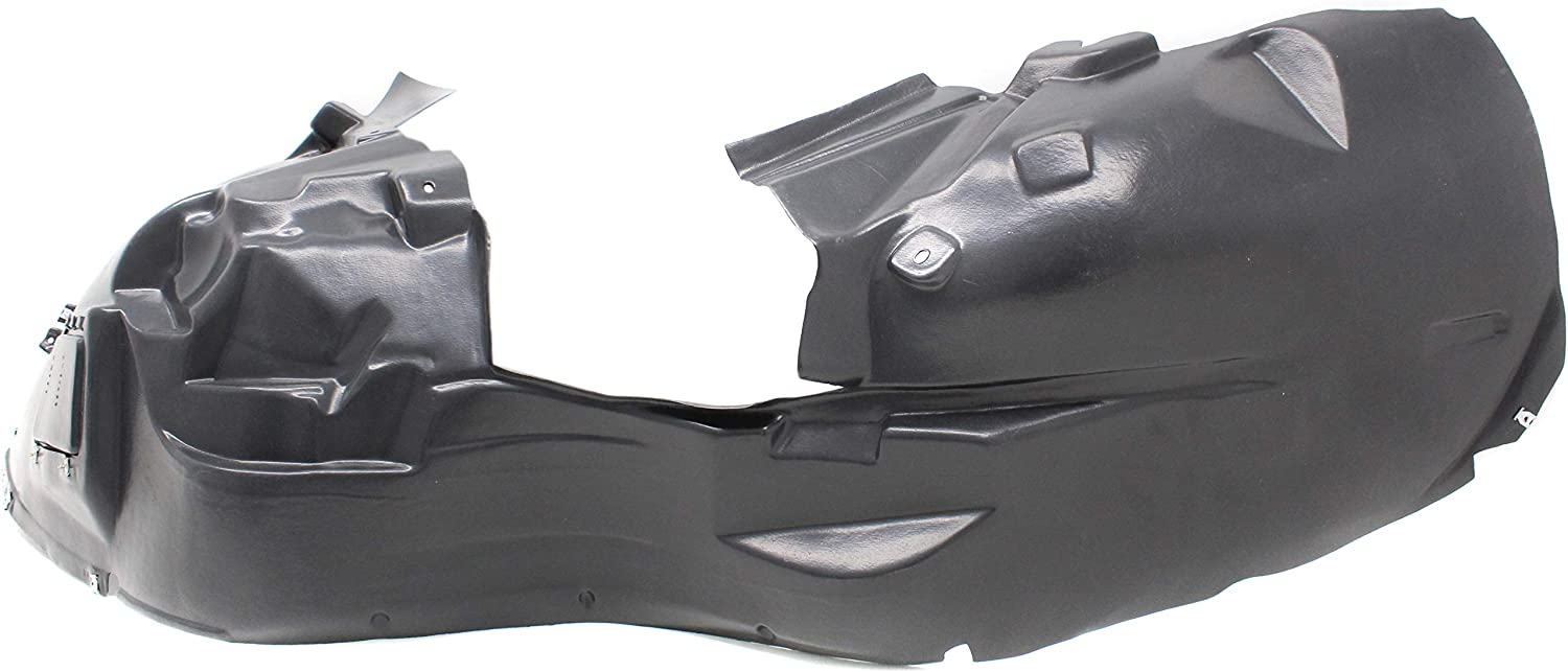 Fender Liner Compatible with 2015-2018 Jeep Renegade Plastic Front Driver Side