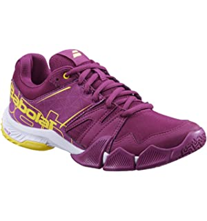 Babolat Propulse 17 Woman Violeta World Padel Tour: Amazon ...