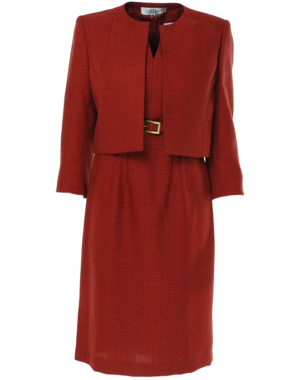 Kasper Women's Business Suit Dress Set