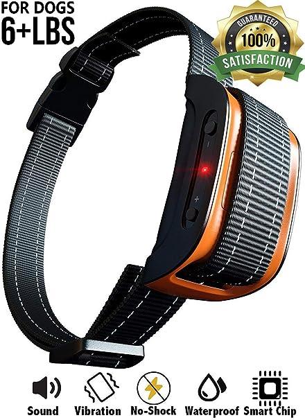Amazon.com: [2017 Nuevo chip] Bark Collar w/Chip actualizado ...