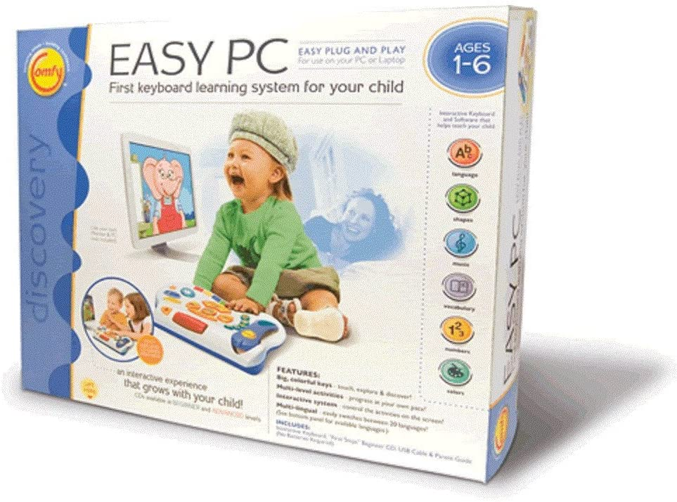 Comfy Easy PC NG Learning System