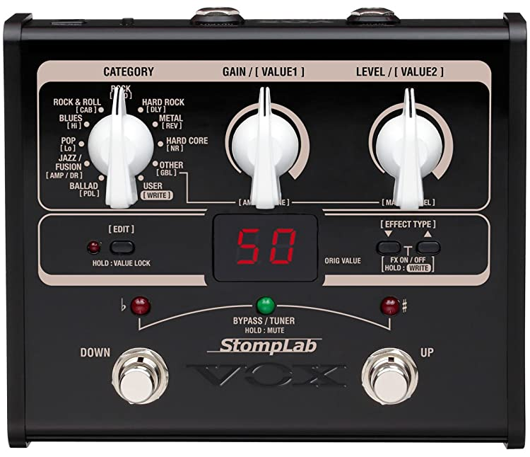 VOX StompLab IG