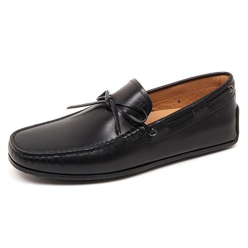 Tods Mocasines Para Hombre Negro Negro Negro Size: 43