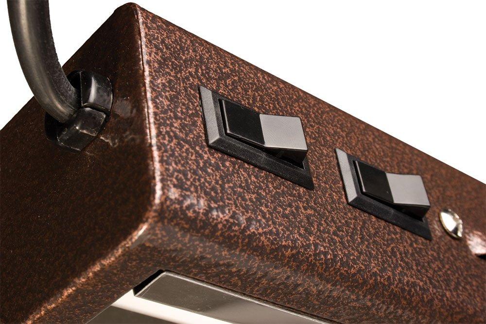 Agrobrite Designer T5, FLP48, 432W 4 Foot, 8-Tube Fixture with Lamps