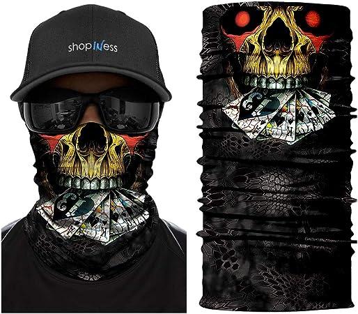 Acheter masque tete de mort online 5