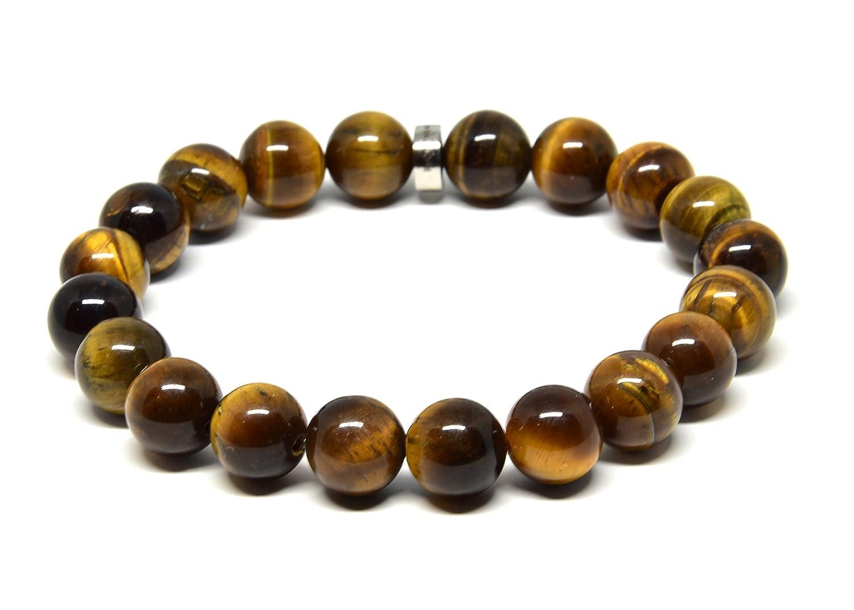 Genuine Tigers Eye Stretch Bracelet