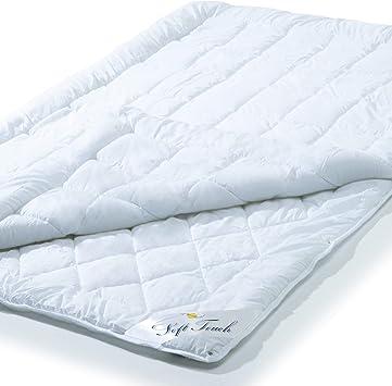 Bettdecke 200 200.Aqua Textil Soft Touch 4 Jahreszeiten Bettdecke 200 X 200 Cm