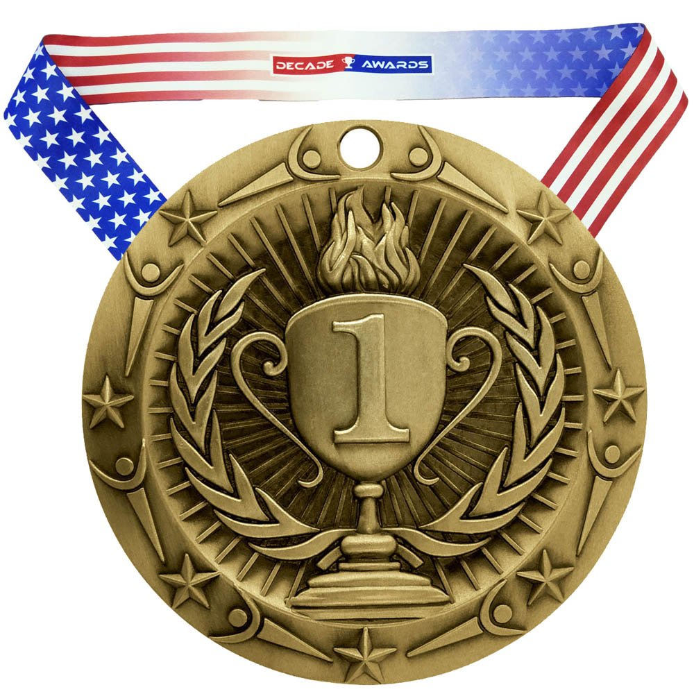 GOLD (1st Place)