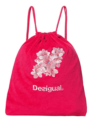 Desigual Hindi Dancer Gym Sack Poppy Coral  Amazon.de  Schuhe ... 328d8b5a7608b