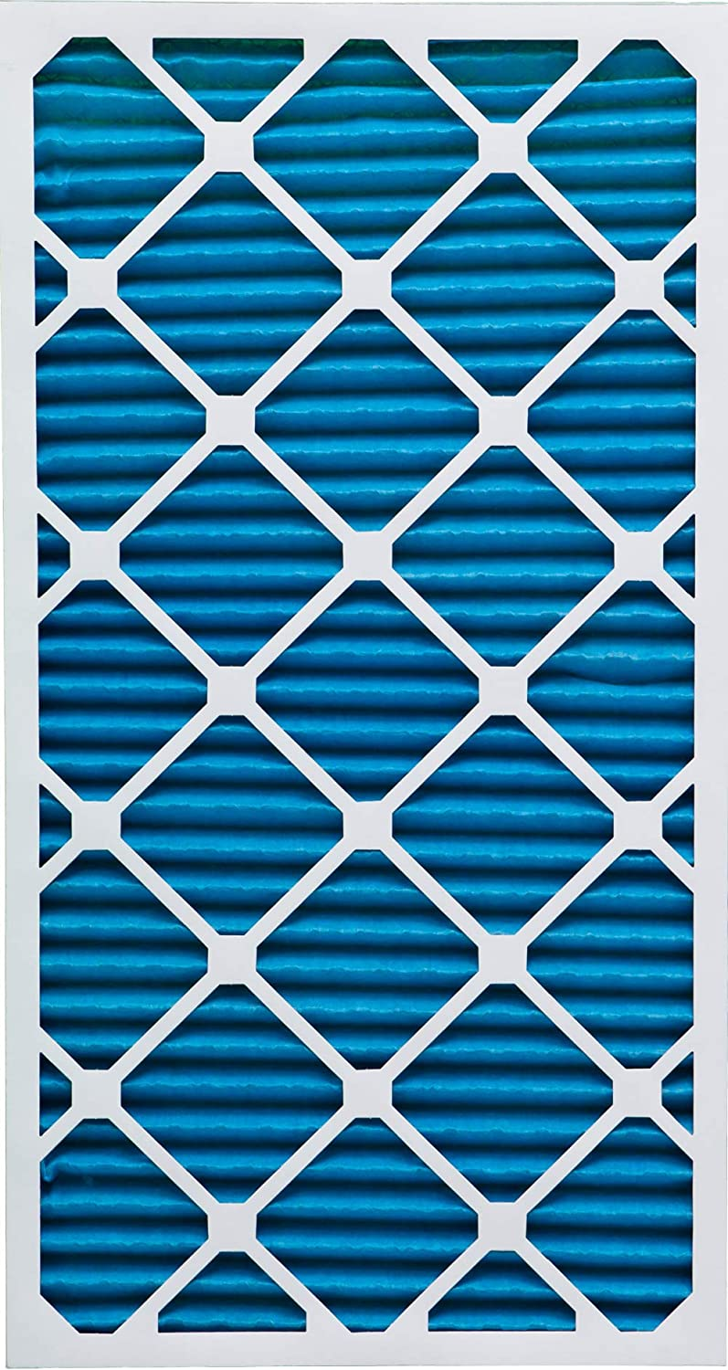 16x30x1M8-6 6 Pack Nordic Pure 16x30x1 MERV 8 Pleated AC Furnace Air Filters