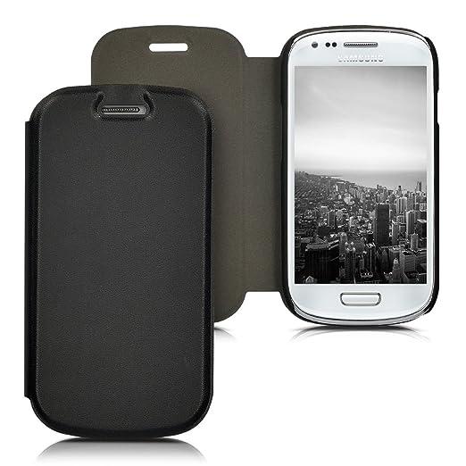 437 opinioni per Custodia protettiva pratica e chic FLIP COVER per Samsung Galaxy S3 Mini i8190