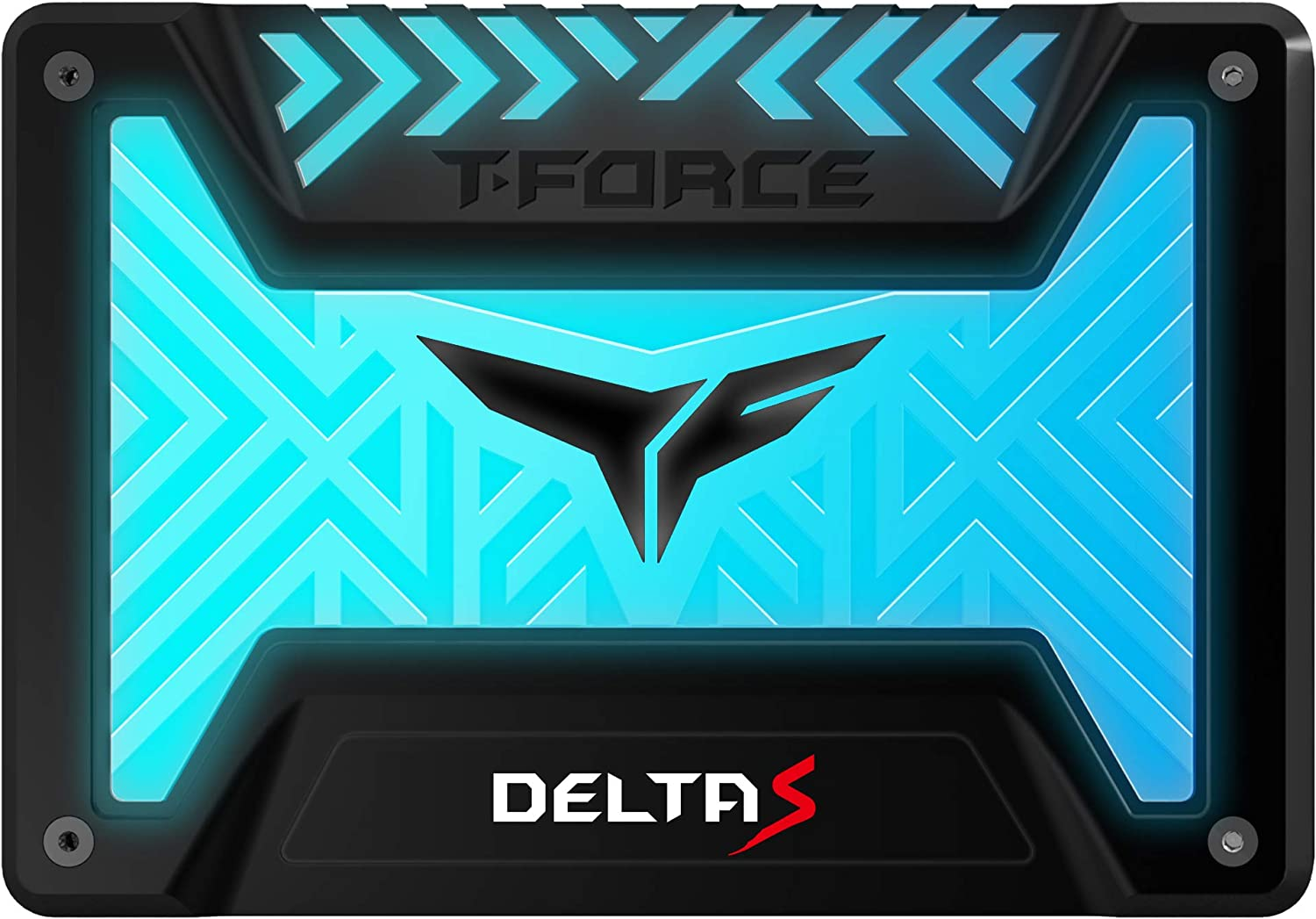 SSD TEAMGROUP T-Force Delta S RGB 500GB 2.5 SATA III 12V