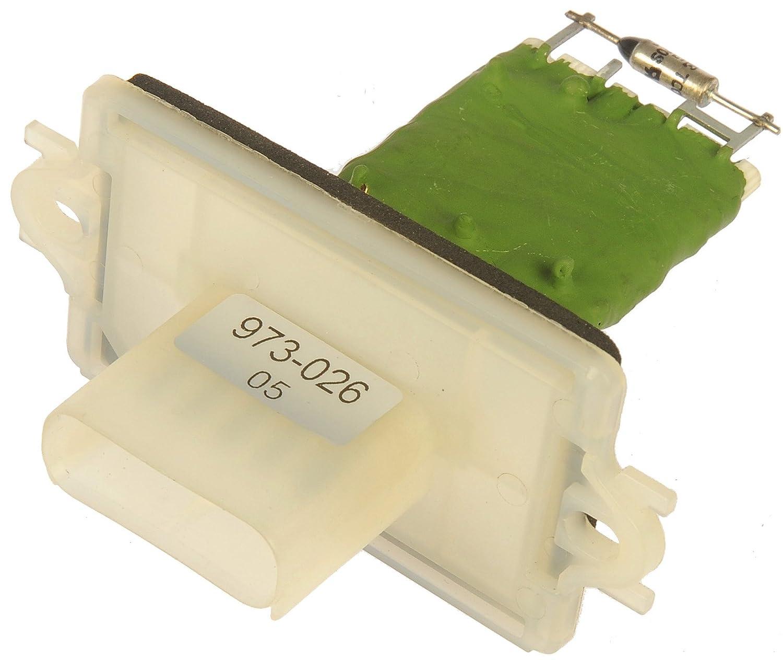 Dorman 973-026 Blower Motor Resistor for Chrysler/Dodge Dorman - TECHoice