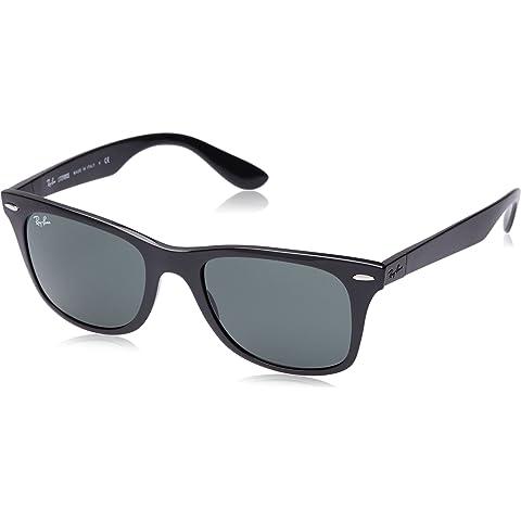 a650a4e45f9 Amazon.com  Ray-Ban Liteforce RB 4179 Sunglasses Matte Black Grey ...