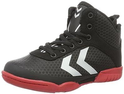 a7cd8785 hummel ROOT PLAY BOOTY JR, Unisex Kids' Fitness Shoes, Black, 13 UK ...