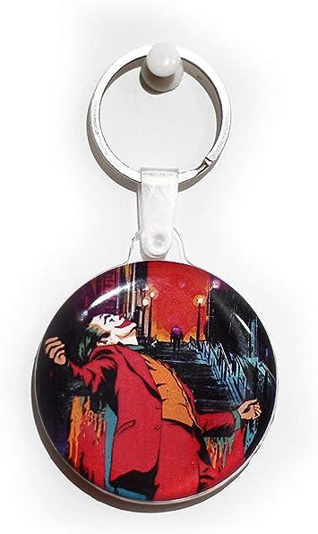Excellent Quality PROTANK Joker Keychain Circle
