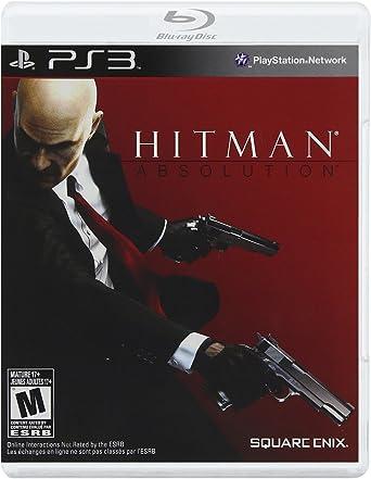 Square Enix Hitman - Juego (PlayStation 3, Tirador, M (Maduro ...