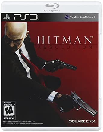 Amazon Com Hitman Absolution Playstation 3 Video Games