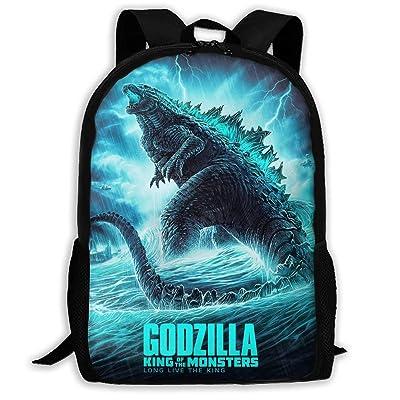 Cool Godzilla 2 Poster College Bookbag Daypack Backpack School Bag   Kids' Backpacks