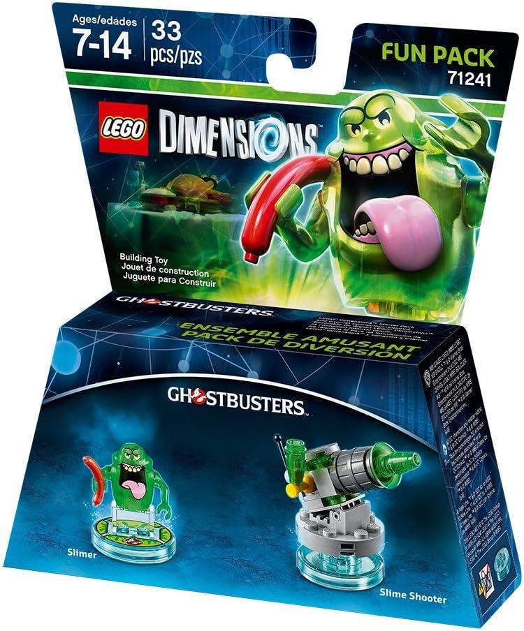 Ghostbusters Slimer Fun Pack - LEGO Dimensions: Amazon.es: Videojuegos