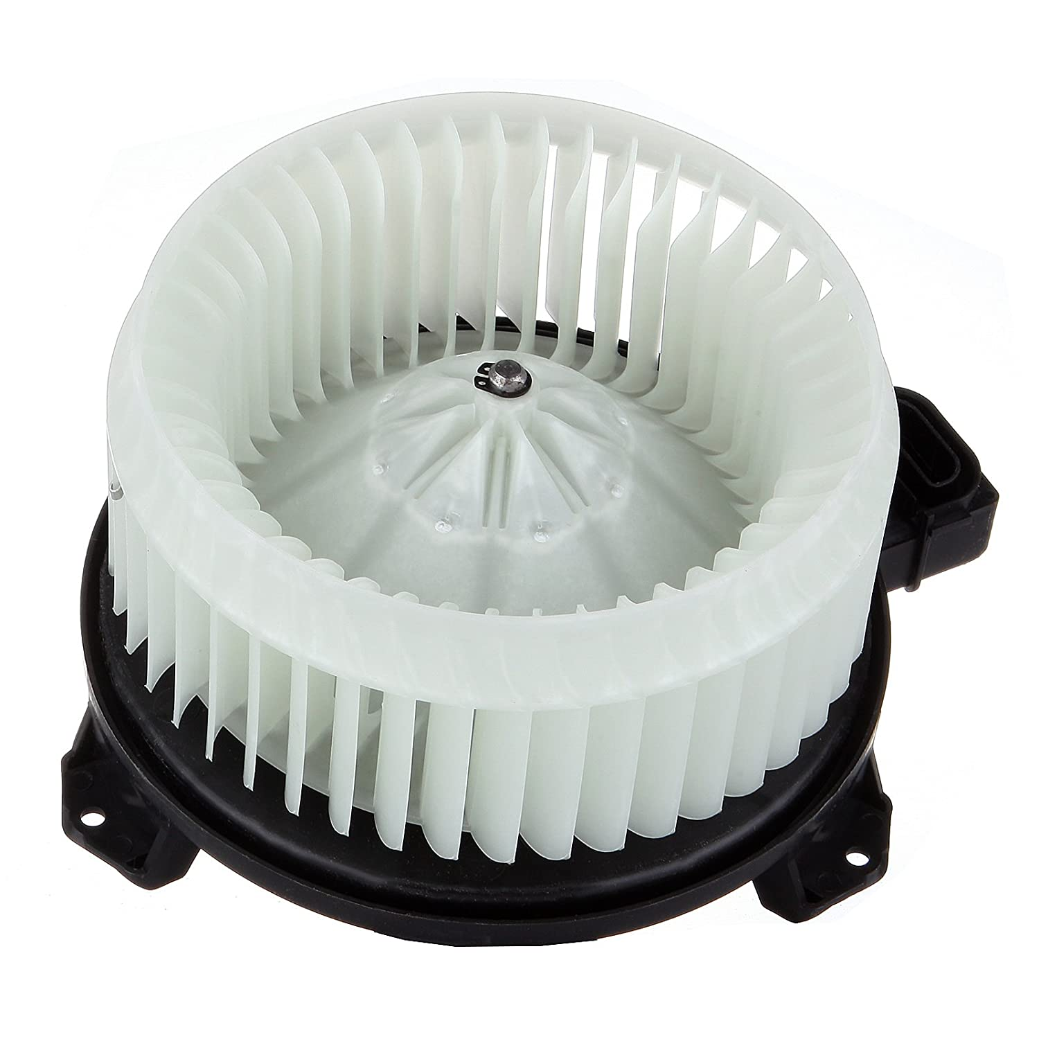SCITOO ABS Plastic Heater Blower Motor w/Fan HVAC Resistors Blowers Motors Replacement fit for 2003-2007 Lexus GX470 /2003-2009 Toyota 4Runner Front 058435-5206-1030563