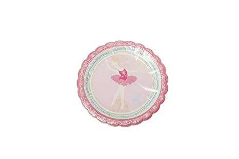 Disegni Di Ballerine Da Disegnare : Littleparty® piatti delle ballerine 45 0806 conf.12pz piattini