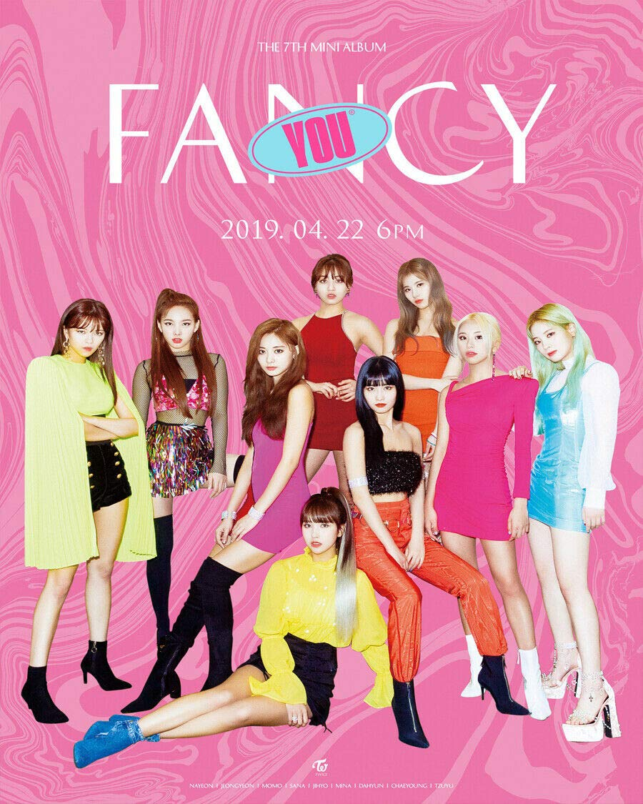 Twice - Twice - 7th Album [Fancy You] Random - Amazon.com Music