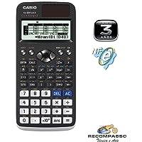 Calculadora Cientifica Casio FX-991LAX 553 Funções - Português
