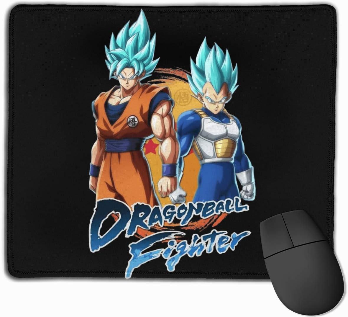 Mouse Pad Gaming Dragon Ball Goku Vegeta Fighter Computer ...