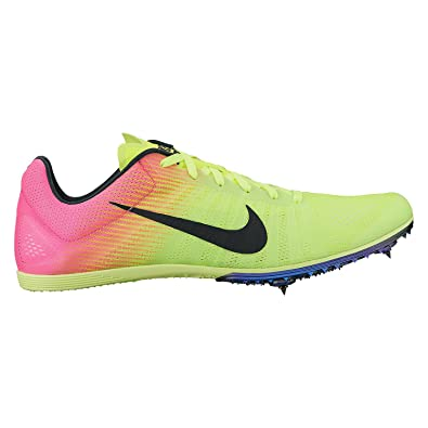 fe13571e46 Image Unavailable. Image not available for. Color: Nike Zoom D Distance Track  Spikes Mens Size ...