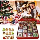 como Navidad Compromiso. Cumplea/ños flower205 12 Piezas Peque/ña Caja De Navidad Caja De Lata De Navidad Regalos para Cualquier Ocasi/ón Especial Aniversario Boda