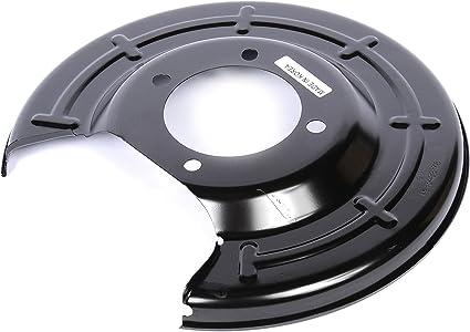 ACDelco 13408178 GM Original Equipment Rear Passenger Side Brake Dust Shield