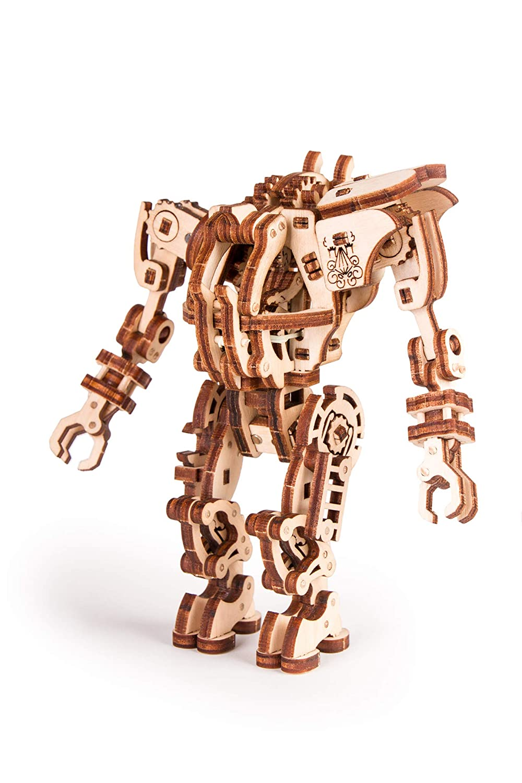 Time 4 Machine Prometheus 頭の体操 B07MVHNP68 ロボット木製3Dパズル 機械モデル 組み立てキット 組み立てセット 4 DIY 頭の体操 おもちゃ B07MVHNP68, 高品質ダイヤモンド Bella Rouge:0b3f69da --- m2cweb.com