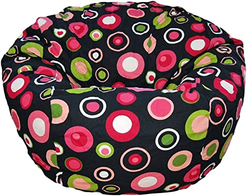 Ahh Products Bubbly Watermelon Kid Bean Bag Chair