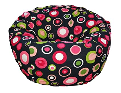 Miraculous Ahh Products Bubbly Watermelon Kid Bean Bag Chair Gmtry Best Dining Table And Chair Ideas Images Gmtryco