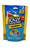 Jolly Rancher Lollipops - Strawberry, 54g Pack