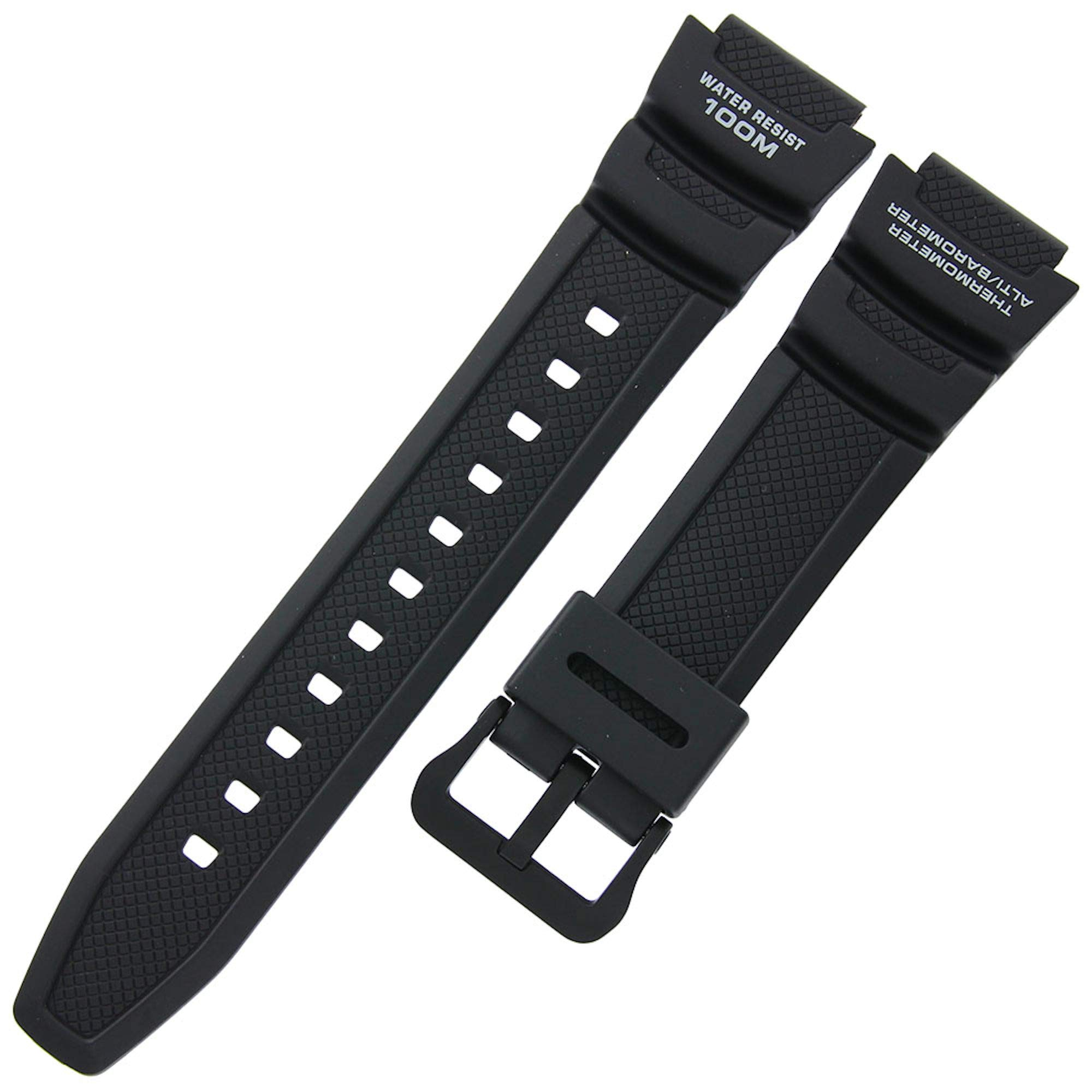Casio #10360816 Genuine Factory Replacement Band - SGW400H-1BV, SGW300H-1AV by Casio