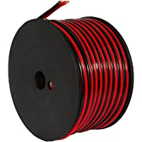 GS Power16Gauge Wire (16AWG) - 100 Foot, Pure Copper, Stranded Electrical Wiring for… photo