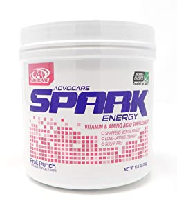 AdvoCare Spark Canister (Fruit Punch) 10.5 Ounce