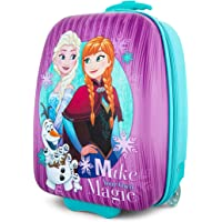 Frozen Kids' 47x30cm Hardshell Suitcase Purple/Multi