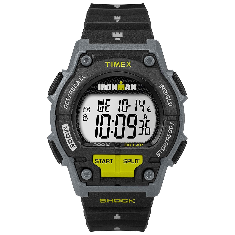 Timex Reloj Digital para Hombre de Cuarzo con Correa en Resina TW5M13800