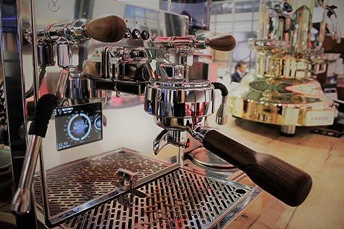 Bezzera Duo Top MN Dualboiler-Espresso Siebträgermaschine