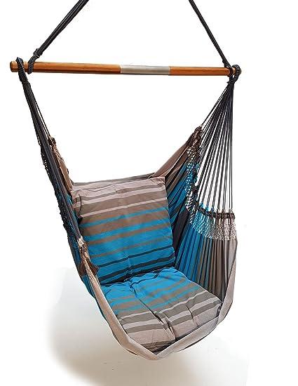 Terrific Amazon Com Maranon Hammock Chair Tiburon Laguna Xl Inzonedesignstudio Interior Chair Design Inzonedesignstudiocom